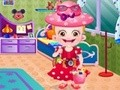 Game Hazel Baby fil Disneyland . Play online