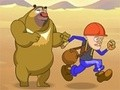 Game Kung Fu Bear . Play online