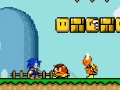 Game Sonic fil Mario dinja. Play online