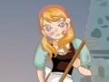 Game Cinderella dress-up. Play online