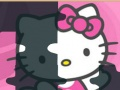 Game Puzzle manija Hello Kitty. Play online