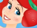 Game Makeover Princess Ariel tal. Play online