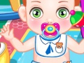 Game Trouble Baby Twin. Play online