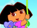 Game Dora l Explorer 3 Puzzle Jigsaw. Play online