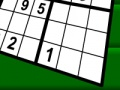 Game Standard Sudoku game. Play online