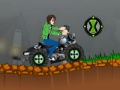 Game Ben 10 Ultimate Harley. Play online