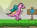 Game Dino Rush. Play online