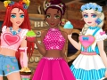 Game Princess tal-Kaptan. Play online