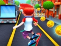Game Subway Surfer. Play online