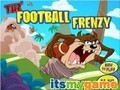 Game Futbol Taz . Play online