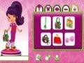 Game Dress up bniet . Play online