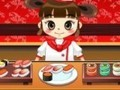 Game Iservu Sushi . Play online