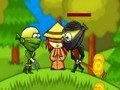 Game Ninja u Għomja Girl . Play online