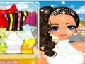 Game Parti tal-Milied: make-up u hairstyle . Play online